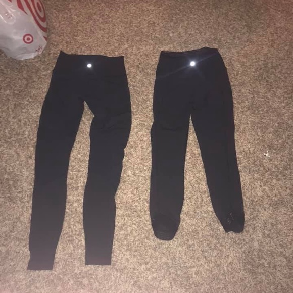 Lululemon Athletica Pants Jumpsuits Lulu Lemon Leggings Worn Once Poshmark